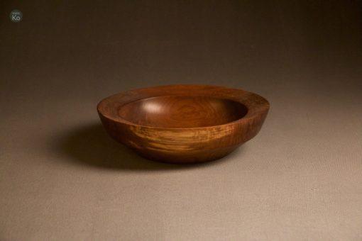 bol en bois tourné
