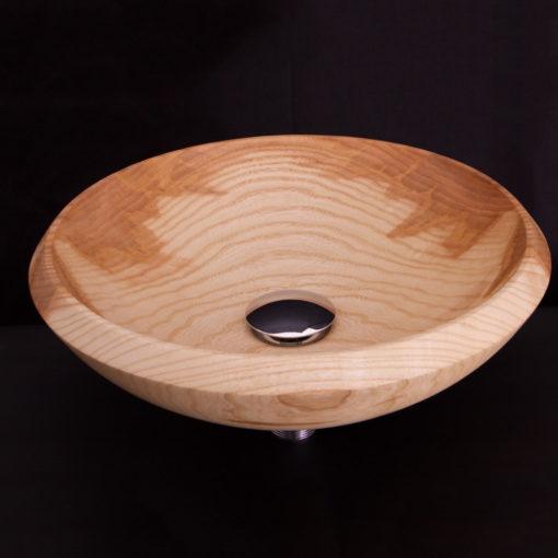 Vasque en bois de frêne