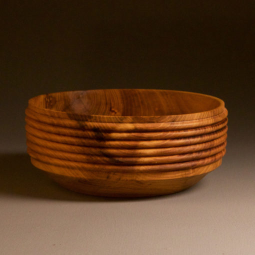 saladier en bois massif miroko design