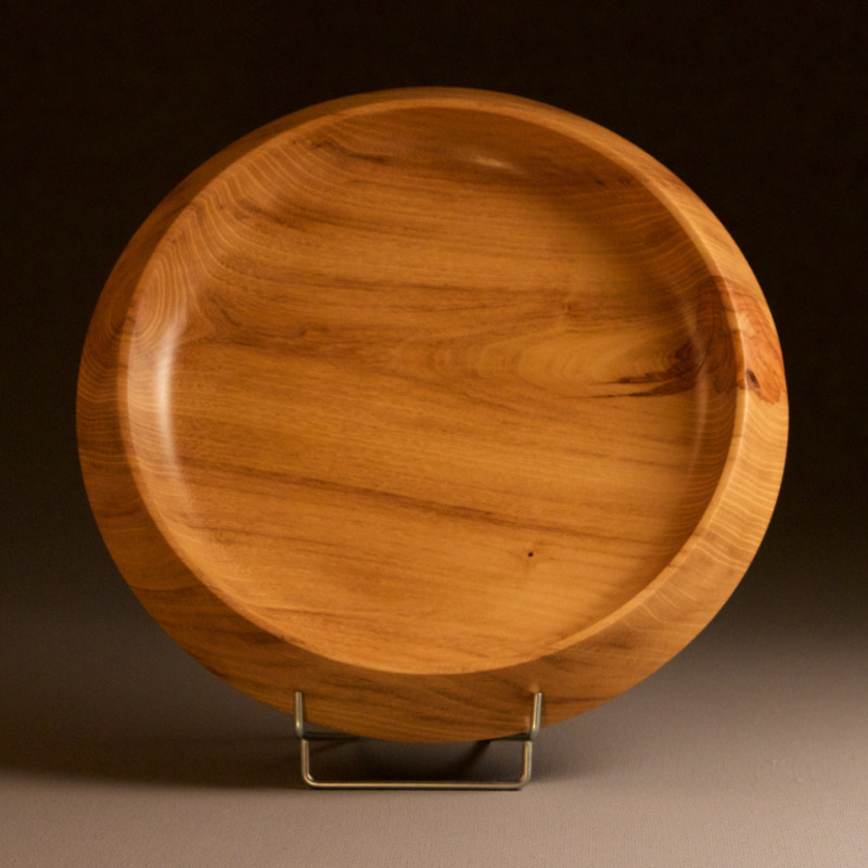 objet en bois original plateau en bois massif