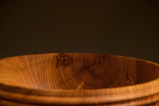 saladier en bois massif