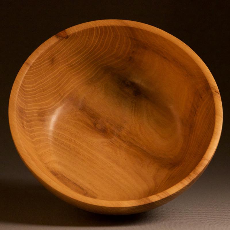 saladier en bois de robinier massif