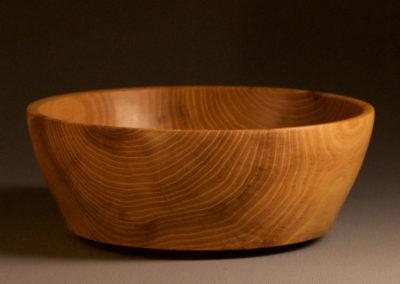 saladier en bois de robinier