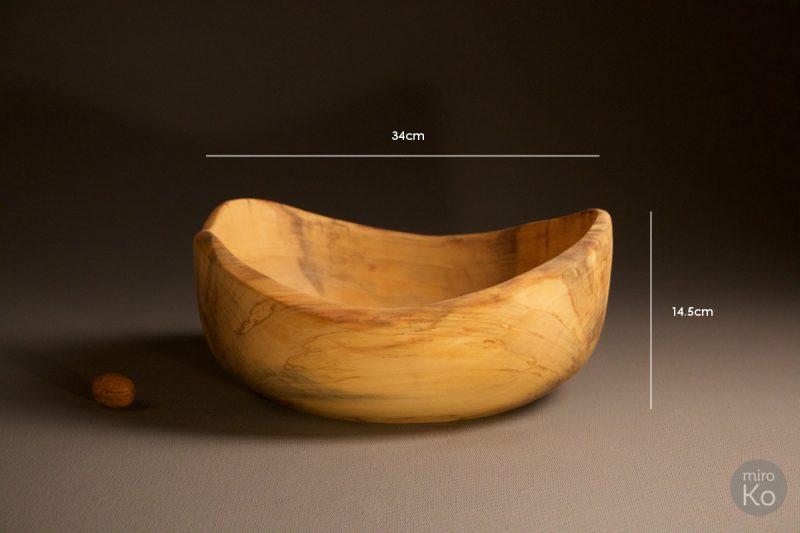 saladier en bois de saule