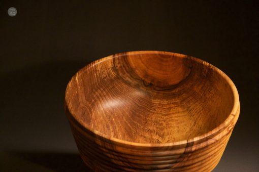 saladier en bois cordé