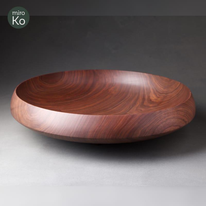 plat en bois