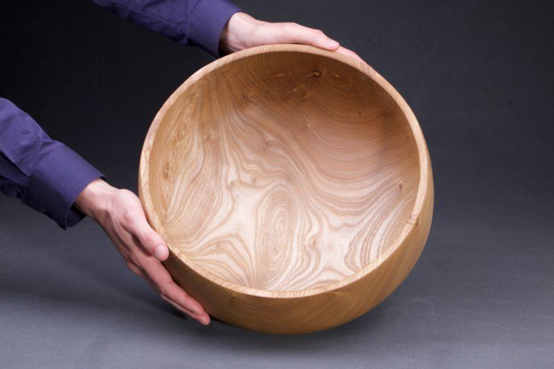 saladier bois