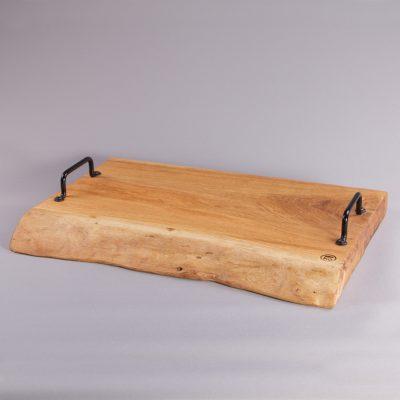 planche à découper en bois naturel