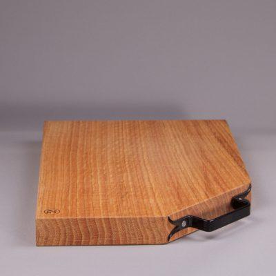planche à découper bois massif chêne