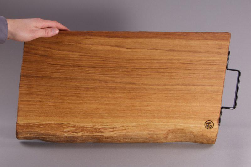 planche à découper bois massif naturel