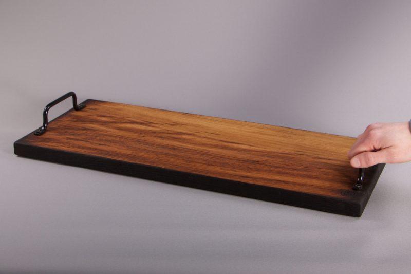 planche de service originale bois