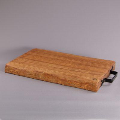 planche à découper chêne brut