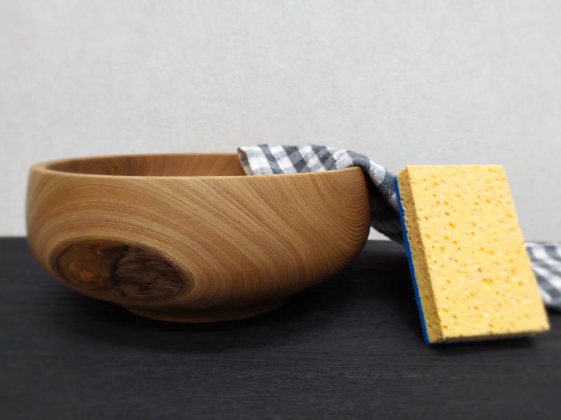 vaisselle en bois entretien