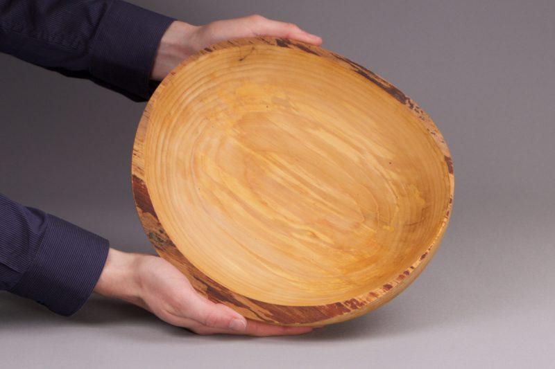 corbeille à pain design bois