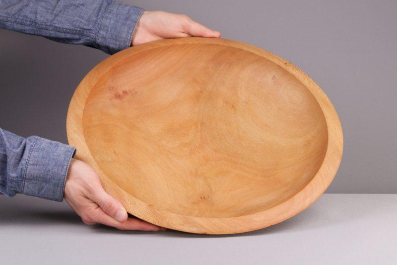corbeille à fruit bois naturel