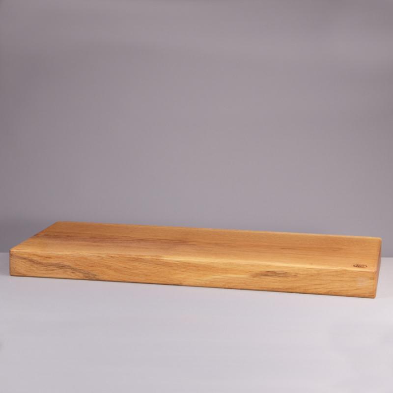 planche à découper sans poignées en bois