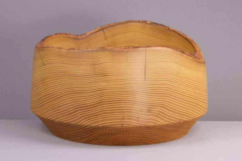 saladier en bois artisanal fait main