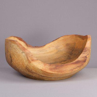 corbeille à pain originale en bois
