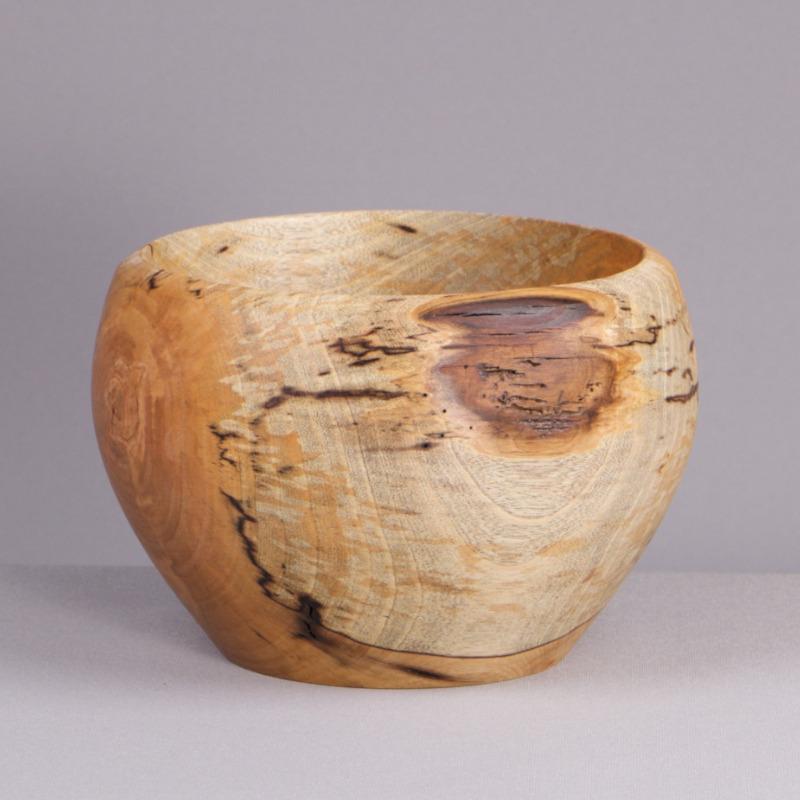 bol en bois artisanal fait main