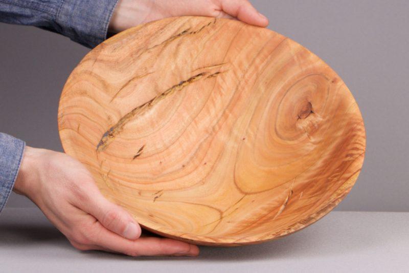 panier à fruit en bois