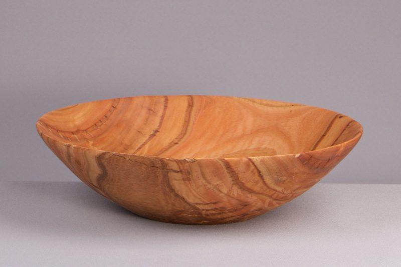 petite corbeille à fruit en bois